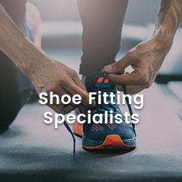 Shoe Fitting Specialists