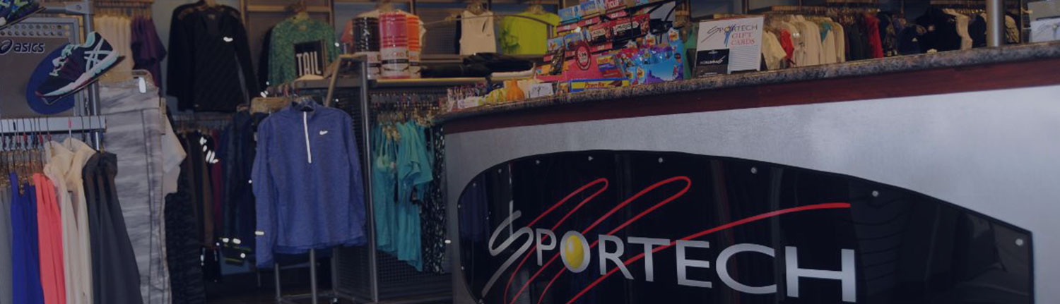 Counter at Sportech