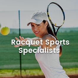 Racquet Sport Specialist